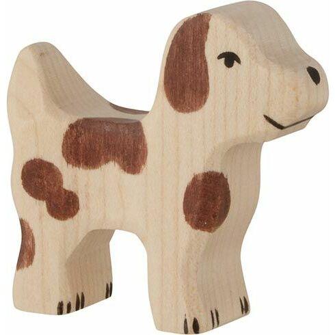 Malý hlídací pes– zvířátko zedřeva - Holztiger