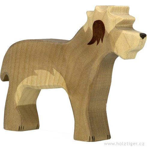 Bobtail – zvířátko zedřeva - Holztiger