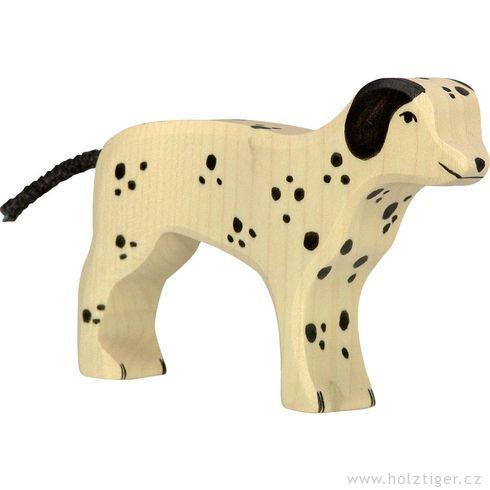 Dalmatin – zvířátko zedřeva - Holztiger