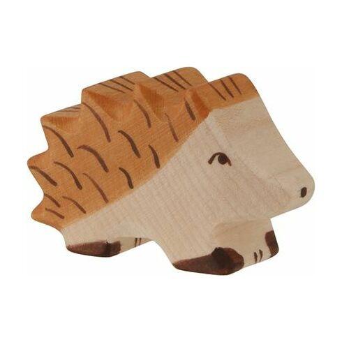 Malý ježeček – lesní dřevěné zvířátko - Holztiger
