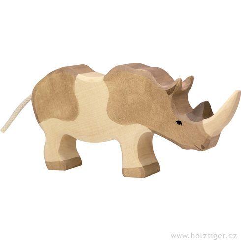 Nosorožec – zvíře zedřeva - Holztiger