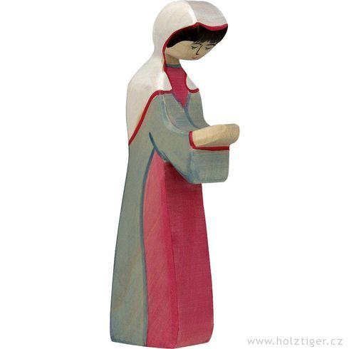 Marie (série II)– biblická postava zedřeva - Holztiger