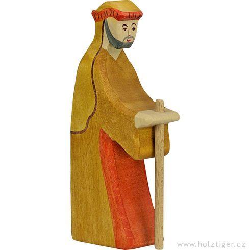 Pastýř sholí (série II)– biblická postava zedřeva - Holztiger
