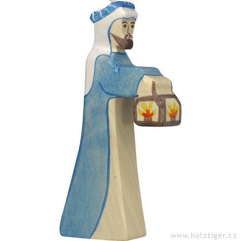 Pastýř slampou (série II)– biblická postava zedřeva - Holztiger