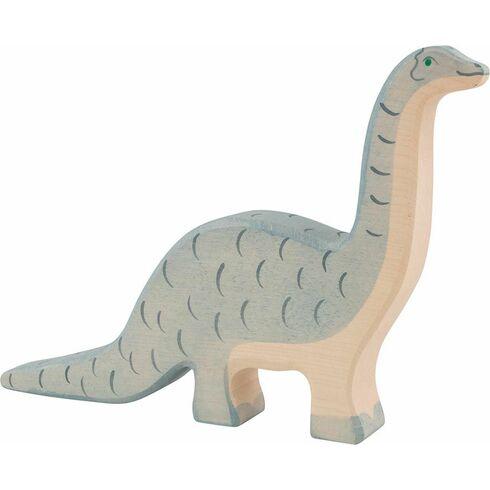 Brontosaurus – dřevěná vyřezávaná hračka - Holztiger