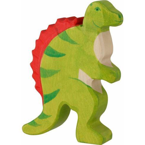 Spinosaurus – dřevěná vyřezávaná hračka - Holztiger
