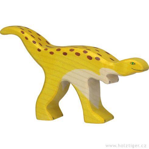 Staurikosaurus – dřevěná vyřezávaná hračka - Holztiger
