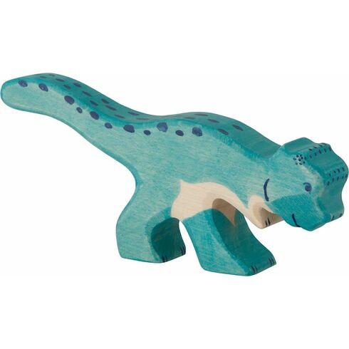 Pachycephalosaurus – dřevěná vyřezávaná hračka - Holztiger