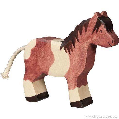 Poník – kůň zedřeva - Holztiger