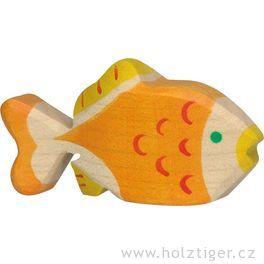 Zlatá rybka zedřeva
