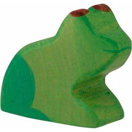 Žába – vodní zvířátko zedřeva
