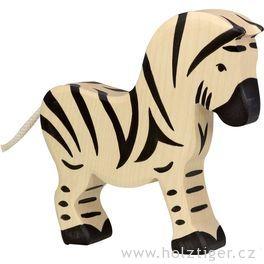 Zebra – zvíře zedřeva