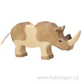 Nosorožec – zvíře zedřeva