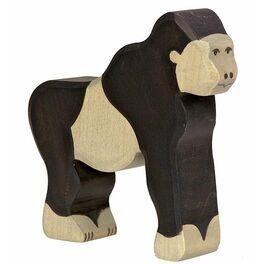 Gorila – dřevěná hračka