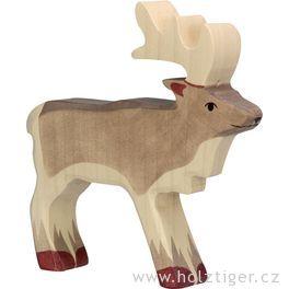 Sob– dřevěné zvířátko