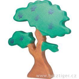 Borovice – vyřezávaná dřevěná hračka