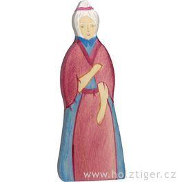 Babička – postavička zedřeva