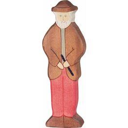 Dědeček – postavička zedřeva