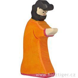 Josef – biblická dřevěná postava