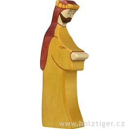 Josef (série II)– biblická postava zedřeva