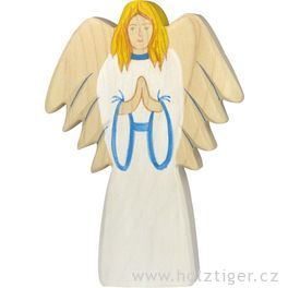 Archanděl 2– biblická postava zedřeva