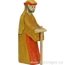 Pastýř sholí (série II)– biblická postava zedřeva