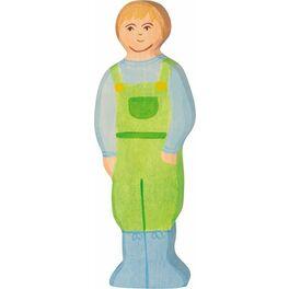 Sedlák – dřevěná hračka
